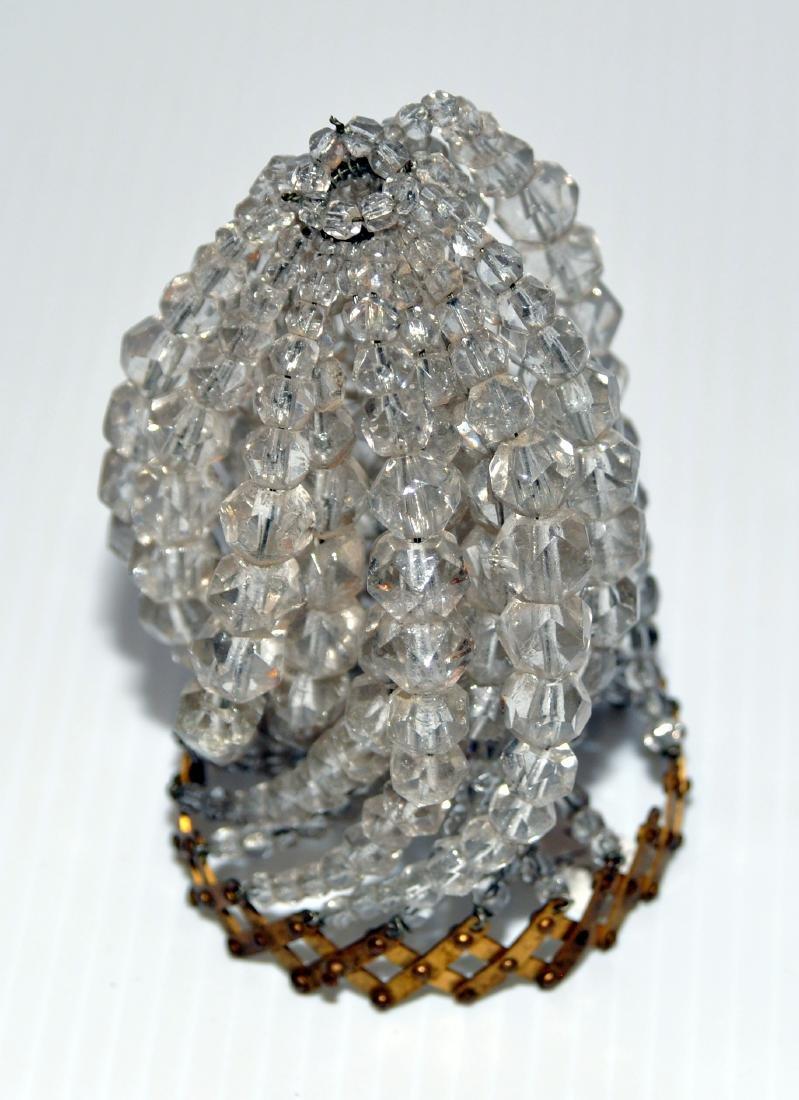 Czeck crystal bulb cover
