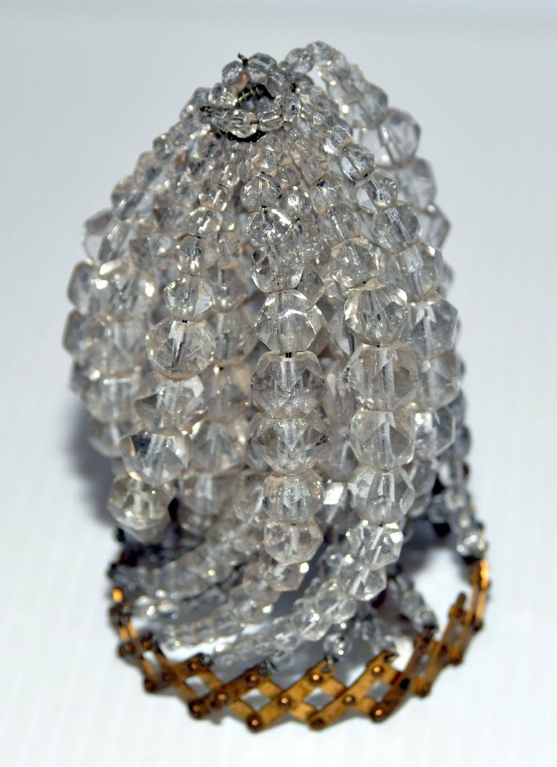 Czeck crystal bulb cover - 2