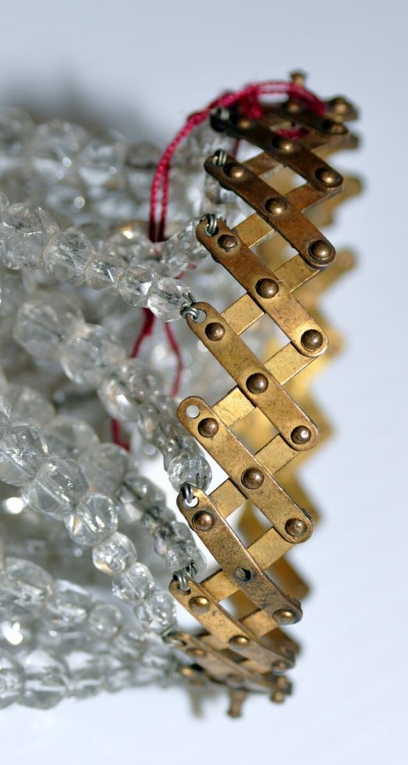 Czeck crystal bulb cover - 3