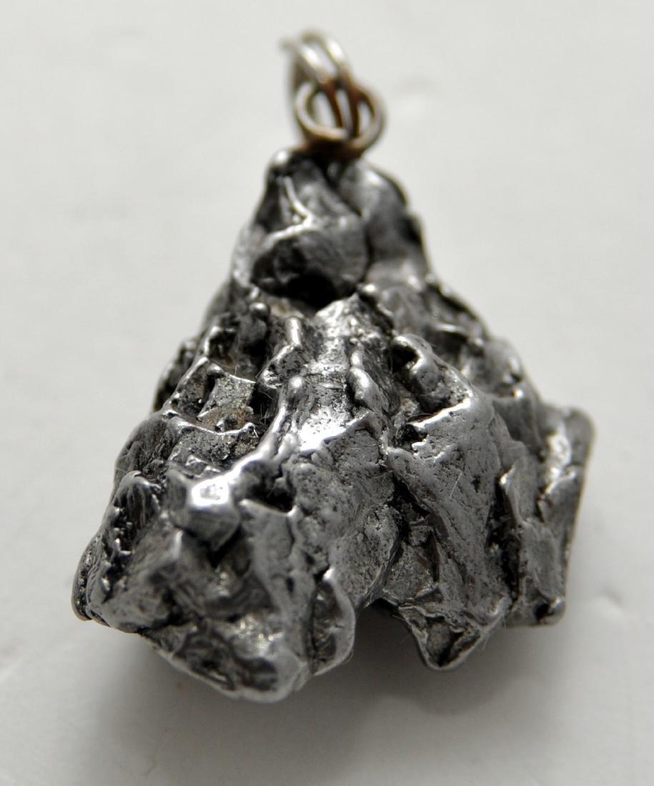 Meteorite pendant Sikhot Alin