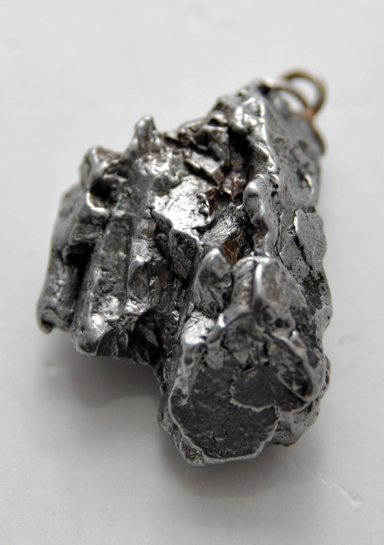 Meteorite pendant Sikhot Alin - 2