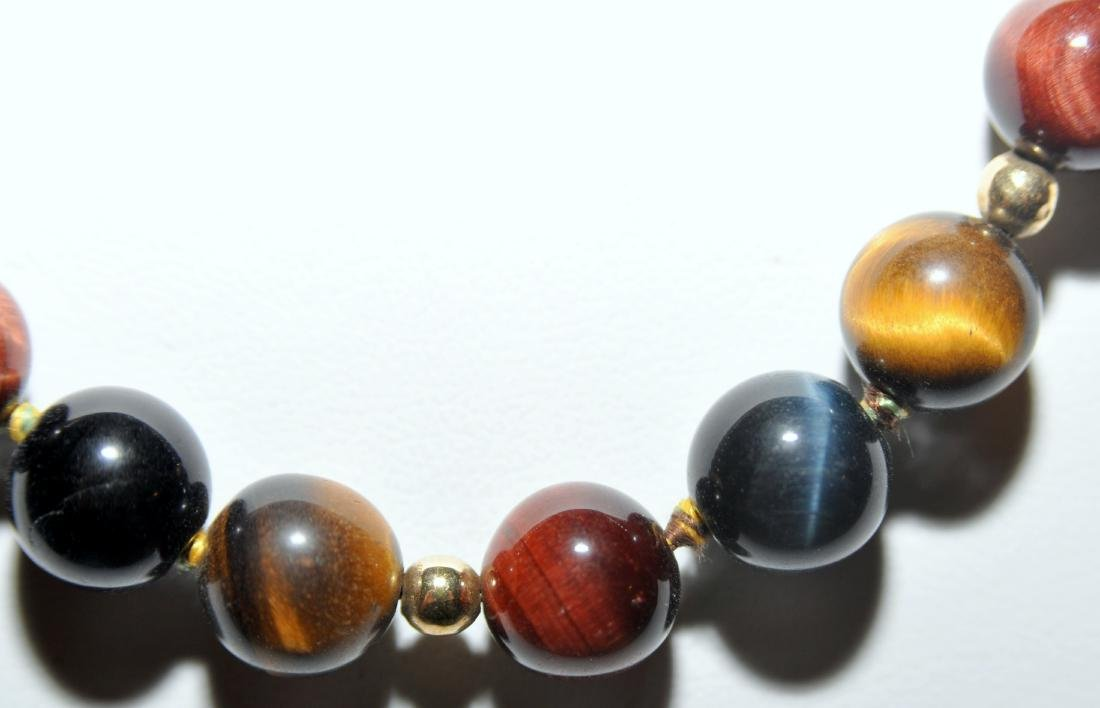 Agate large sphere beads - 4