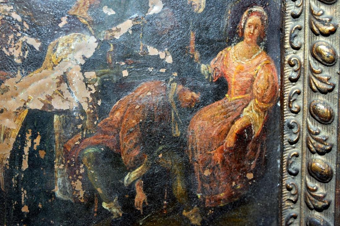 Flemish oil copper 1660 - 3