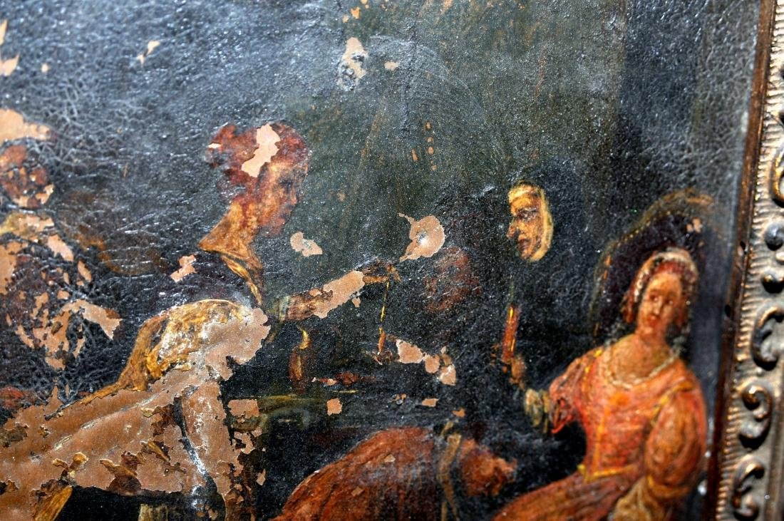 Flemish oil copper 1660 - 5