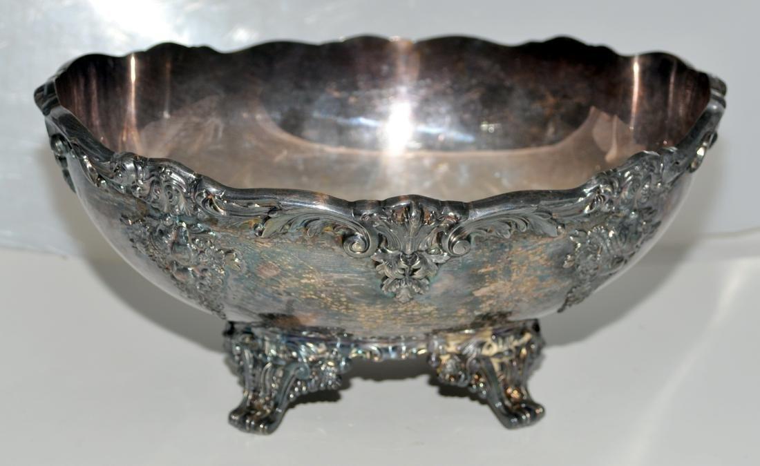 Reed Barton silverplate King Francis - 2