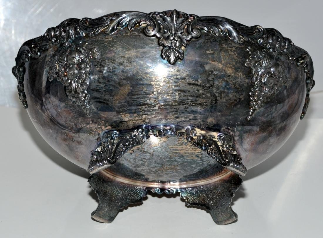 Reed Barton silverplate King Francis - 4