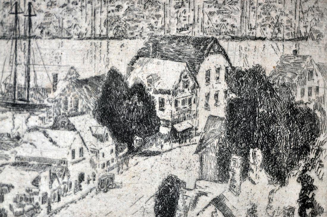 Hayley Lever etching Gloucester - 3