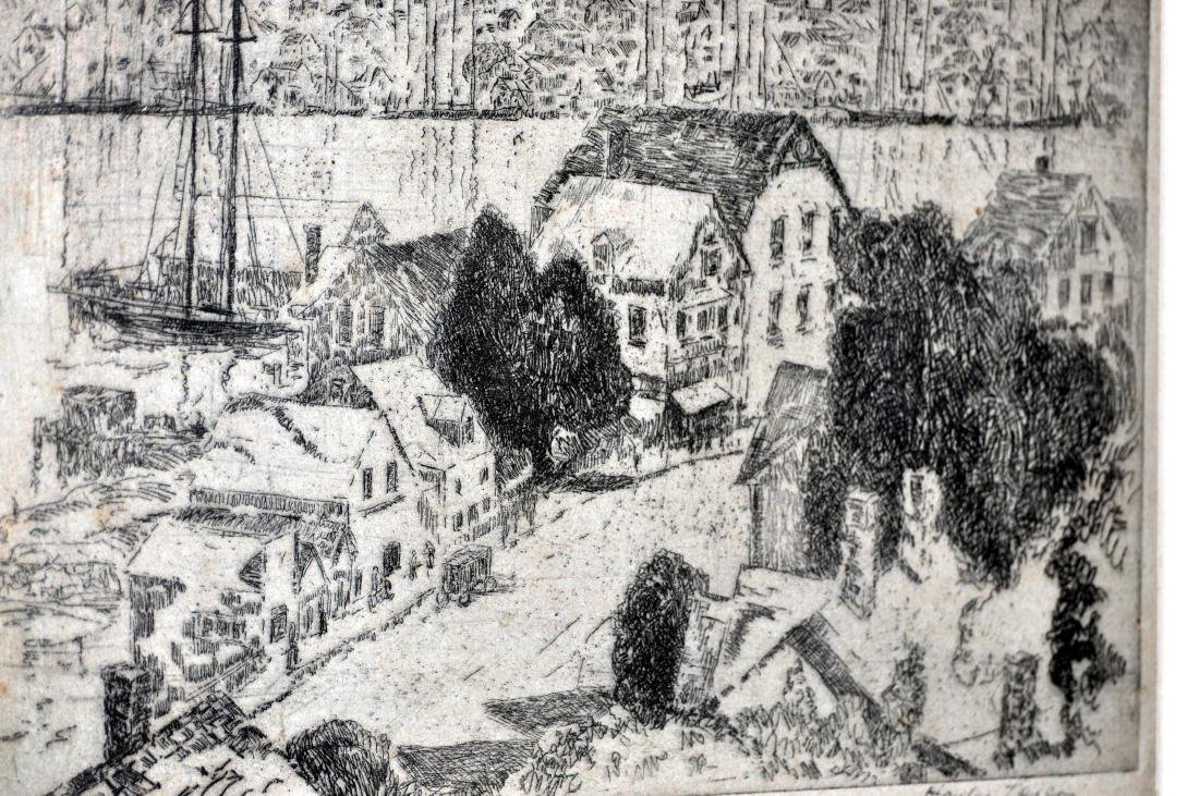 Hayley Lever etching Gloucester - 4