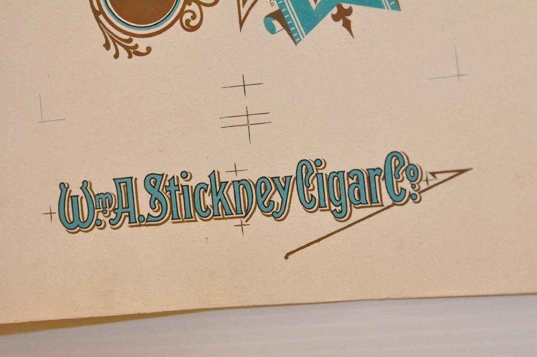 Progressive proof cigar label - 5
