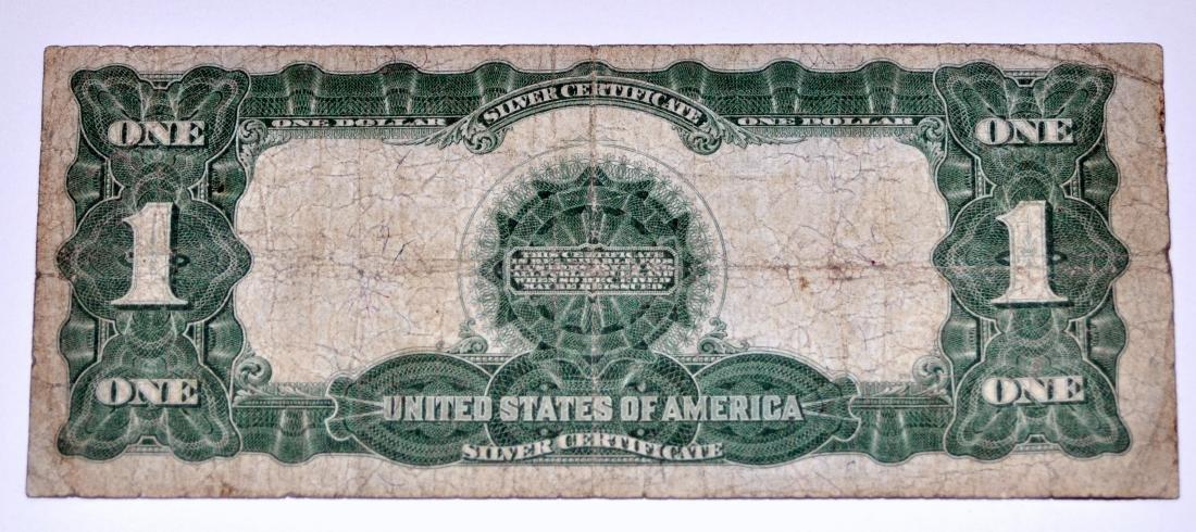 American US $1 silver certificate - 2