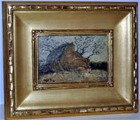 Hayley Lever oil Concarneau 1905