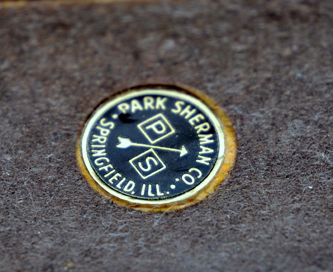 40's calendar brass Park Sherman - 2