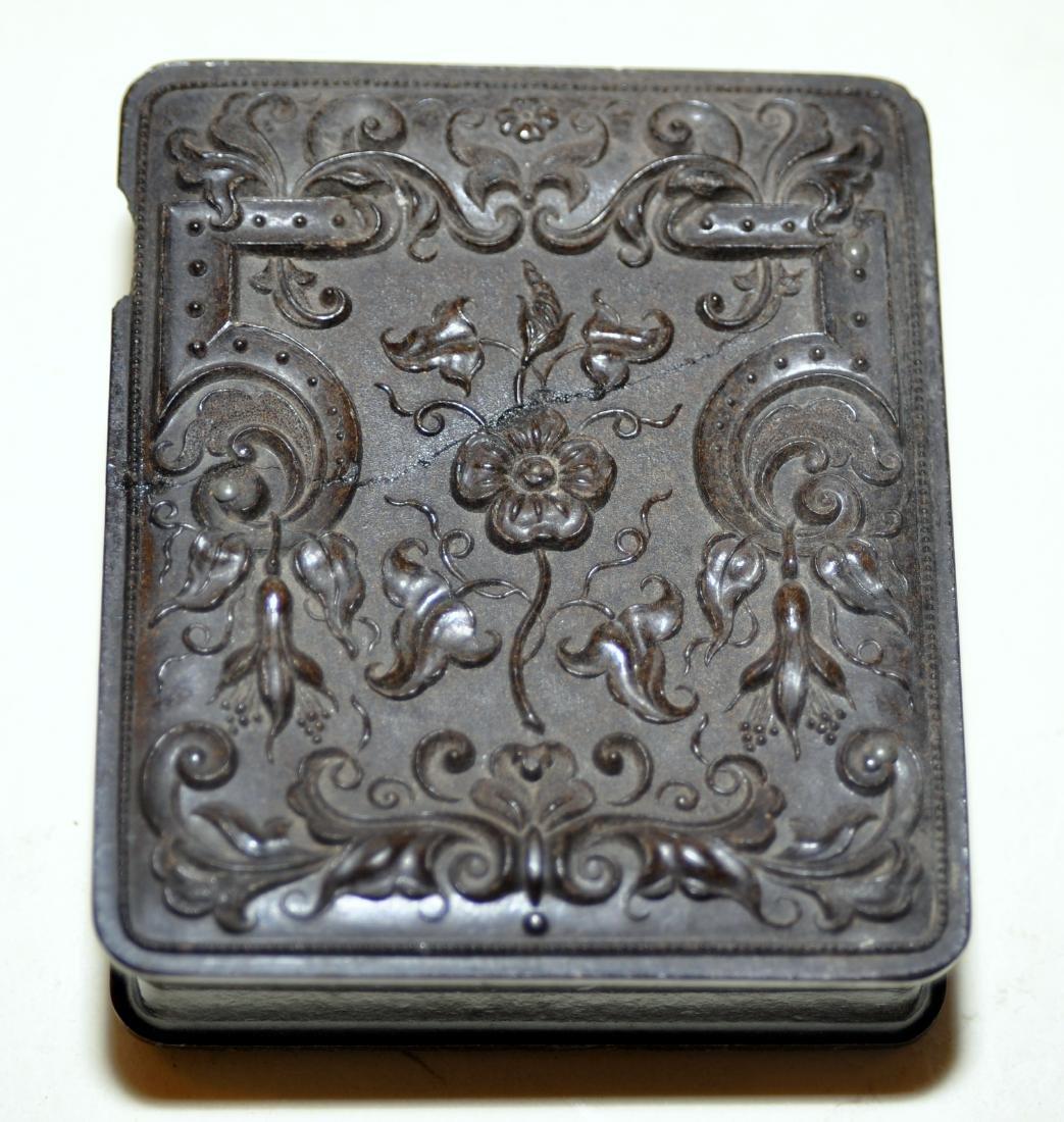 Tintype gutta percha case - 4