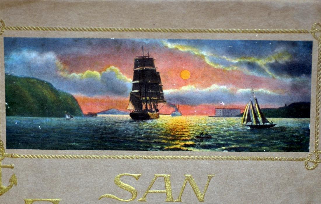 San Francisco 1914 book Souvenir - 2