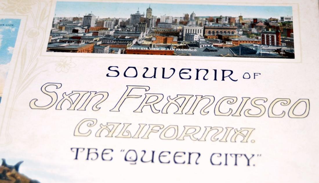 San Francisco 1914 book Souvenir - 3