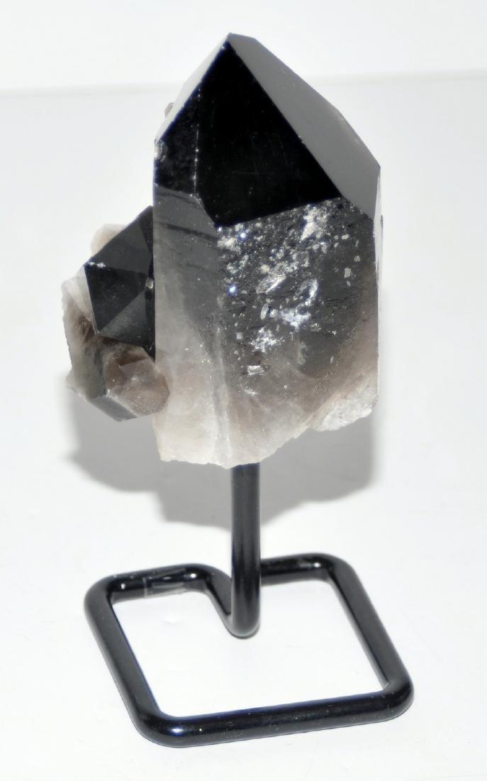 Crystal  smoky quartz specimen
