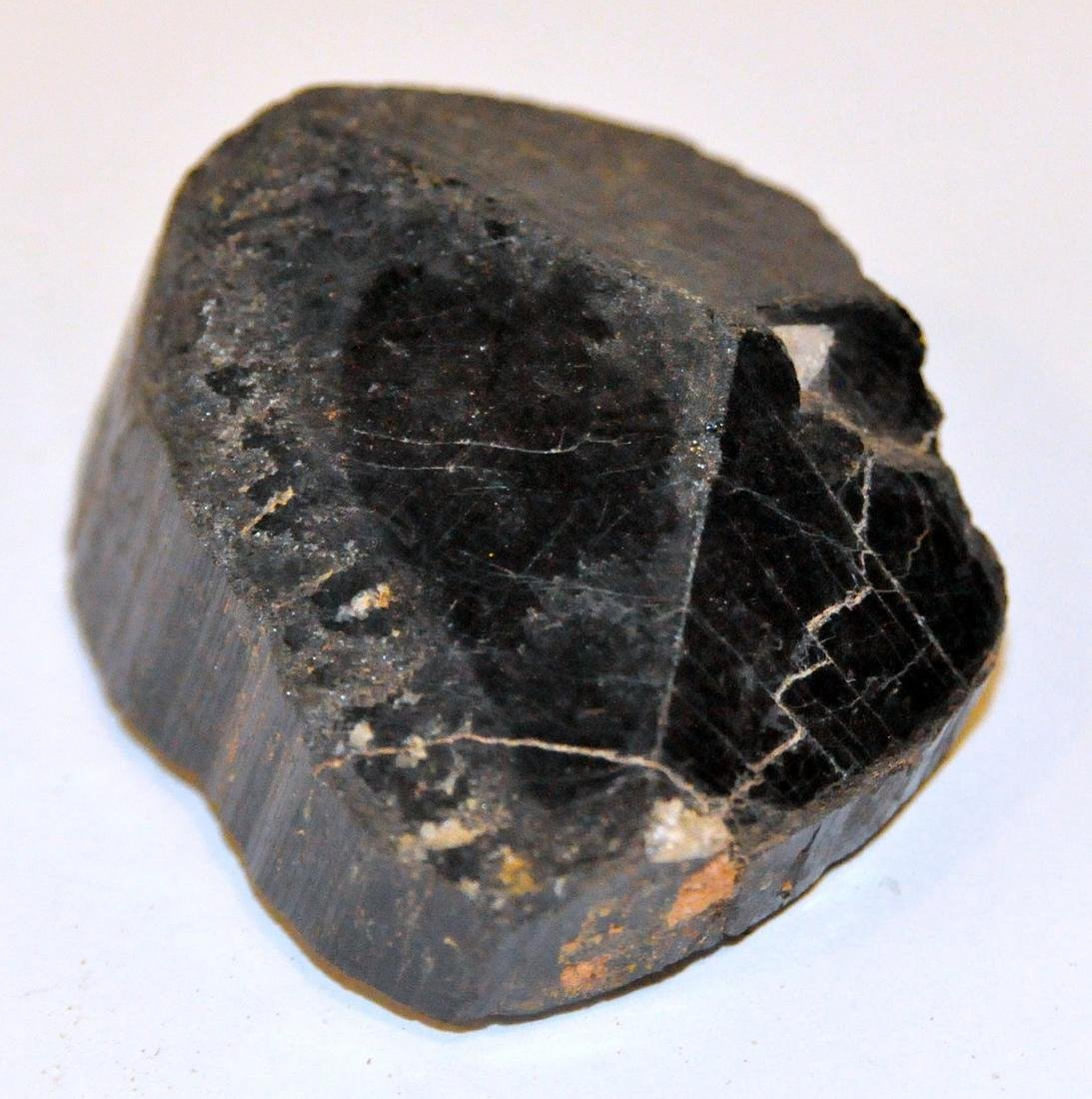 Tourmaline mineral specimen crystal - 2