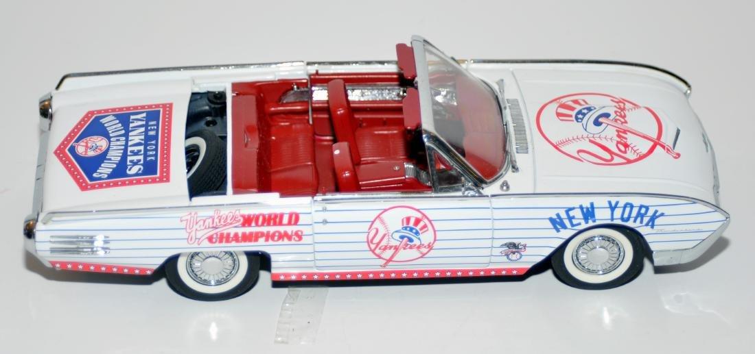 Yankee Team car Franklin Mint 1961 Ford