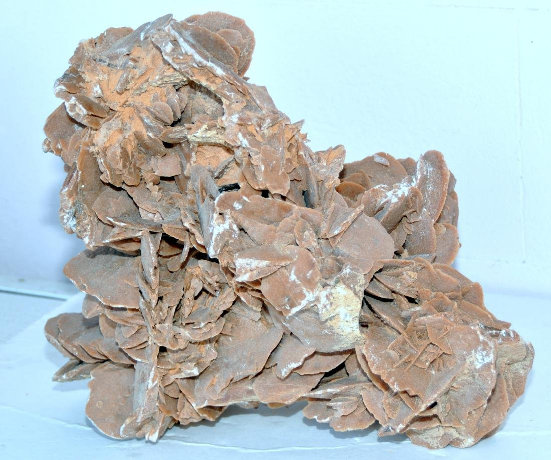 Desert rose mineral specimen large - 7