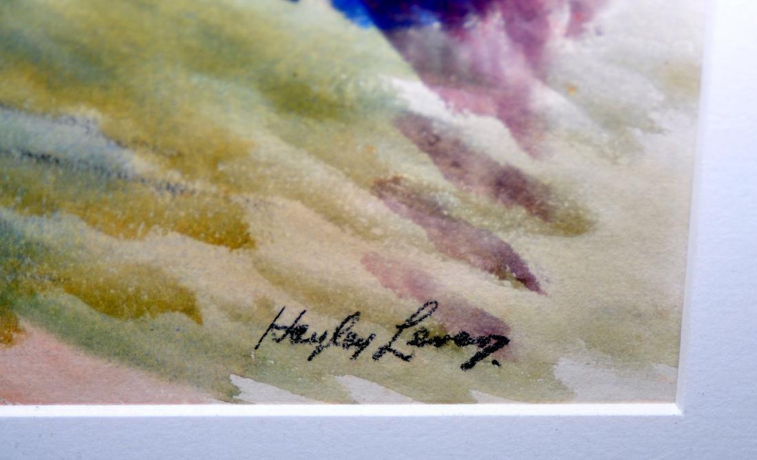 Hayley Lever watercolor Central Park NYC - 3