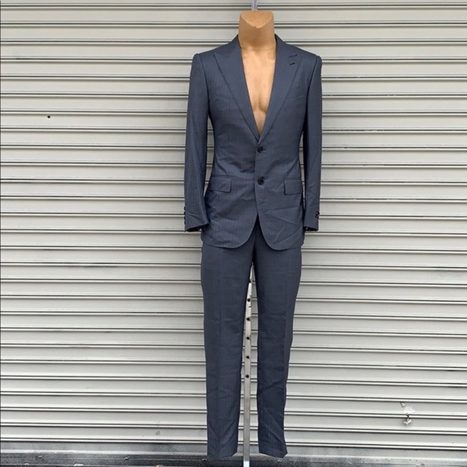 Suit by Ermenegildo Zegna sz 50R EU 40R US New WT