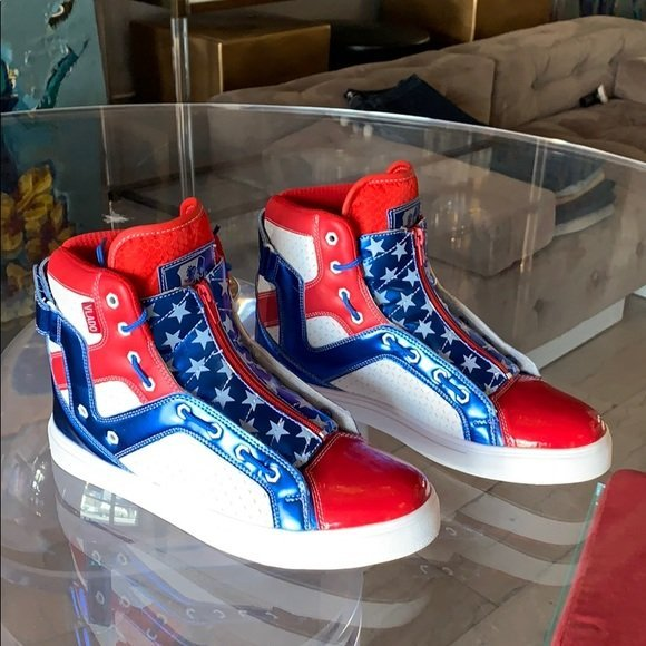 "Limited Edition ""GLADIATOR II"" Sneakers by Vlado"