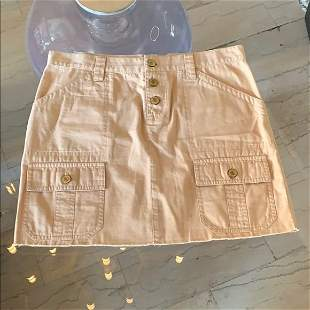 Mini Skirt made in France by Paul & Joe Paris sz 8