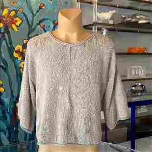 Oversized loose sweater by Free People size L