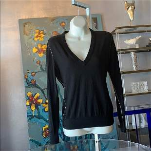 Women's V Neck Sweater by Zadig & Voltaire sz XS
