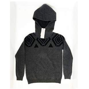 One Grey Day Stefani Hooded Sweater NEW W TAGS,