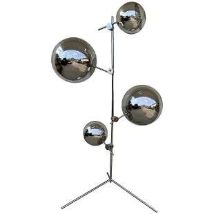 Multi-Mirror Ball Floor Lamp by Tom Dixon