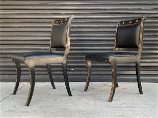Pair of Vintage Side Chairs by Kittinger