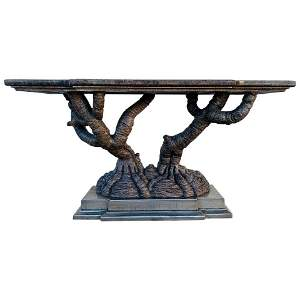 Stunning Console Table by Marge Carson