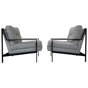 Pair of Mid-Century Modern Style Armchairs