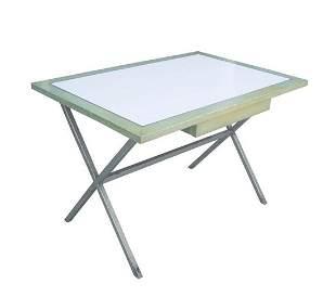 X- Frame Desk by Spencer & Company