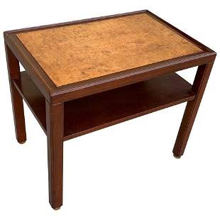 Side Table by Edward Wormley 4 Dunbar/Franz Wagner