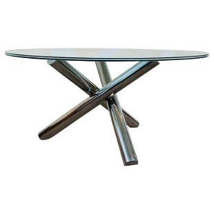 Tripod Dining Table Base