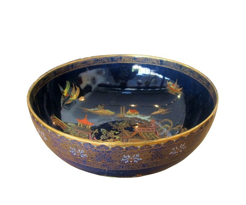 Wiltshaw & Robinson Carlton Ware Bowl, Mikado Pattern