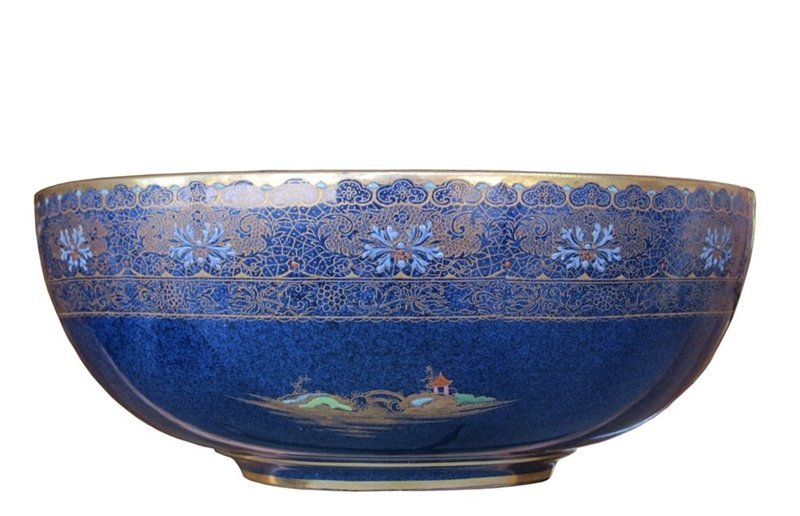 Wiltshaw & Robinson Carlton Ware Bowl, Mikado Pattern - 2