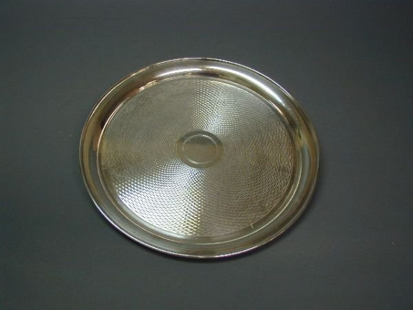 3: A MAPPIN & WEBB SILVER PLATED TRAY in the Prince's P