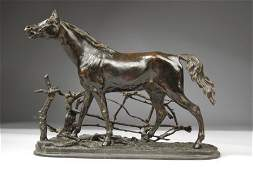 after PIERRE JULES MÊNE (French 1810-1879) A BRONZ