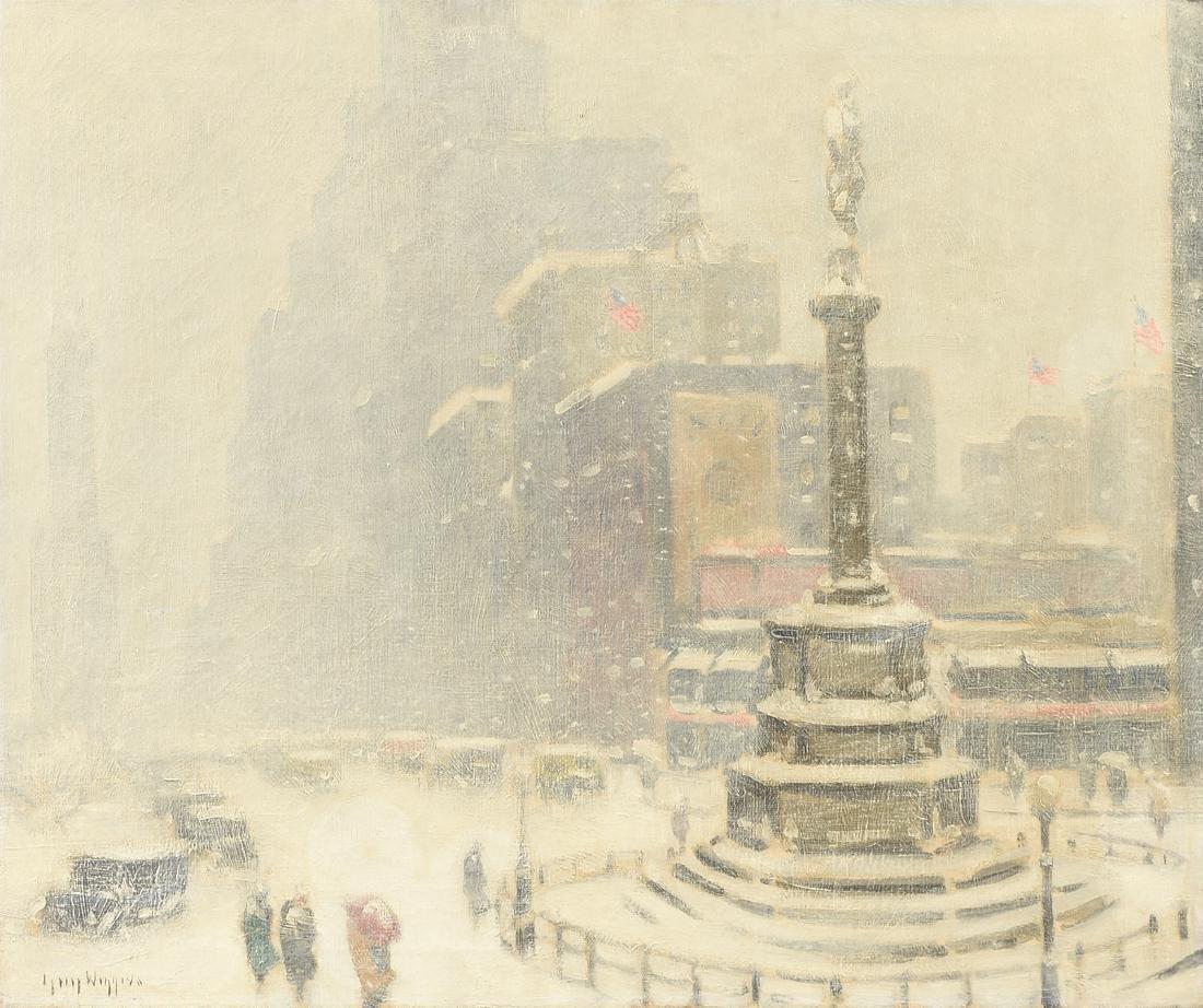 GUY CARLETON WIGGINS N.A. (American 1883-1962) A