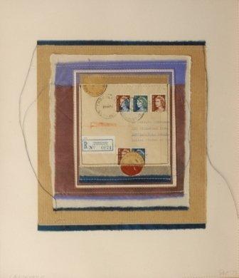 1018: STEPHANIE KIRSHEN COLE (American/Texas b. 1945) A