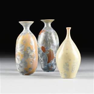 HERMAN WEEREN (American 1924-2006) A GROUP OF THREE