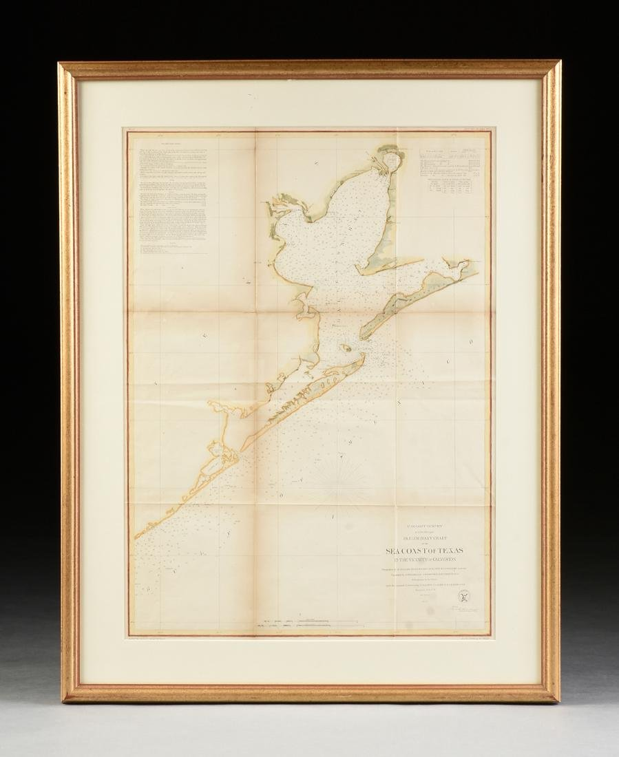 A SURVEY OF THE COAST OF THE UNITED STATES, A HAND - 2