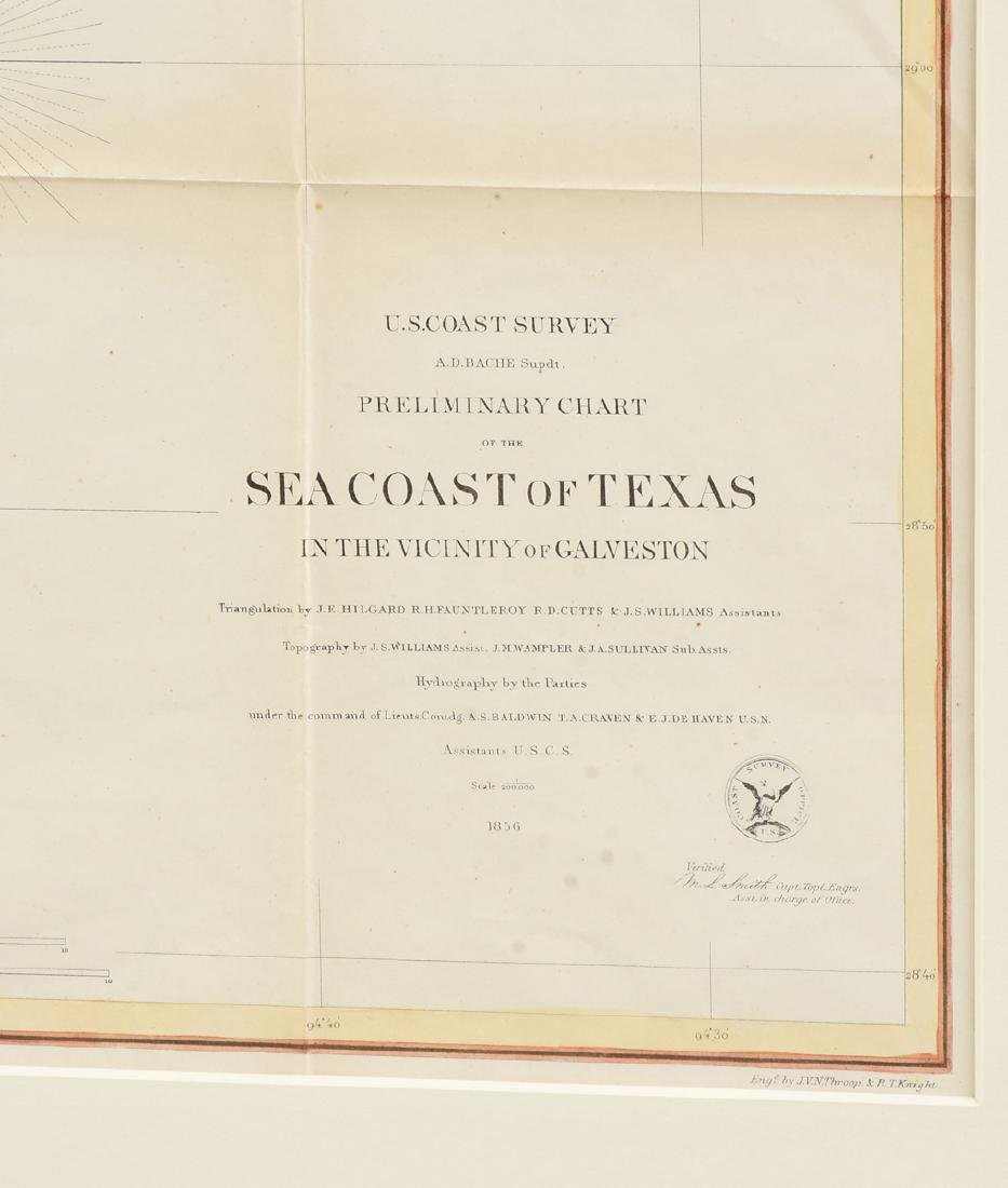 A SURVEY OF THE COAST OF THE UNITED STATES, A HAND - 3