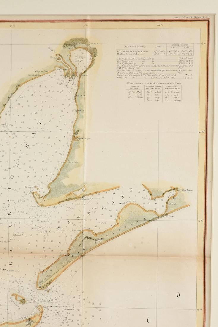 A SURVEY OF THE COAST OF THE UNITED STATES, A HAND - 4
