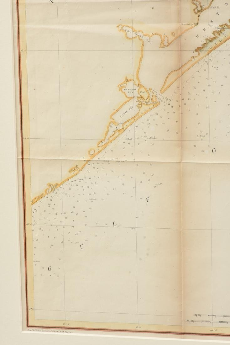 A SURVEY OF THE COAST OF THE UNITED STATES, A HAND - 6
