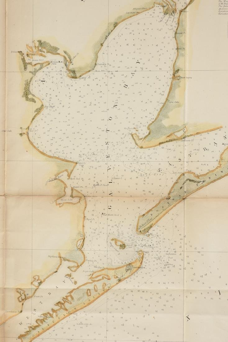 A SURVEY OF THE COAST OF THE UNITED STATES, A HAND - 7