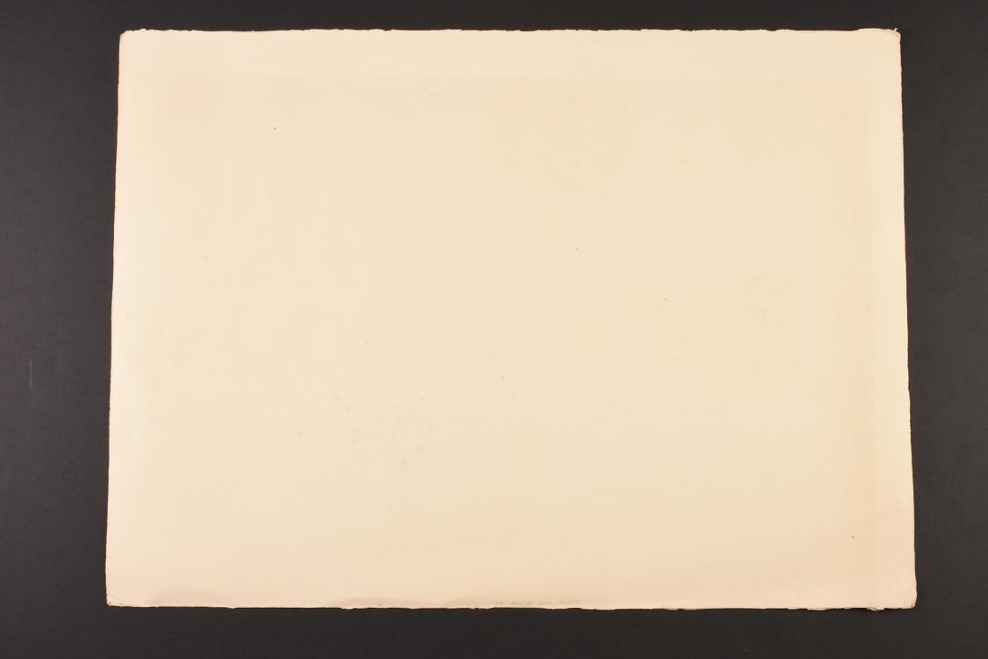"""PABLO PICASSO (Spanish 1881-1973) A LITHOGRAPH, """"La - 10"""